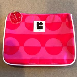 Este Lauder Lisa Perry Makeup Cosmetic Bag